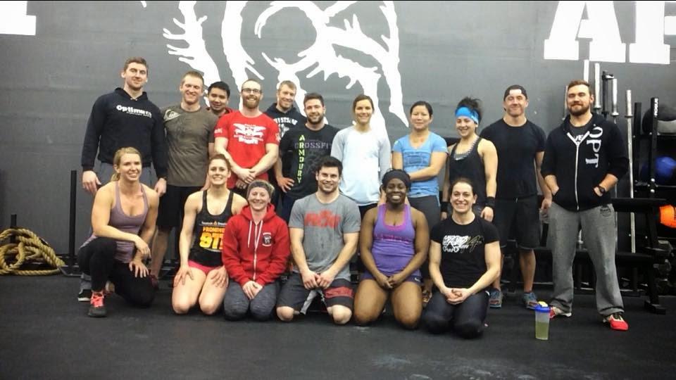 CrossFit Armoury Athlete Camp