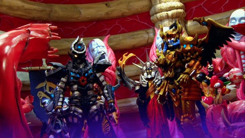my shiny toy robots movie review zyuden sentai kyoryuger vs go