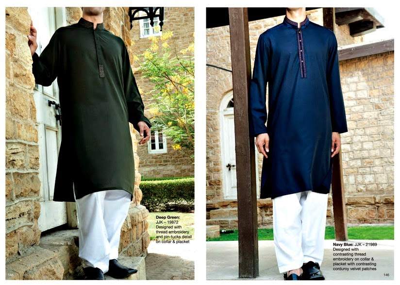 Junaid Jamshed Men's Eid Collection-14