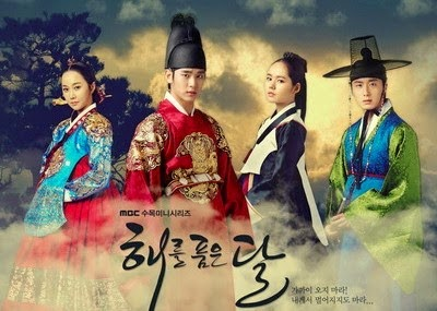 Drama Korea The Moon Embracing The Sun Subtitle Indonesia