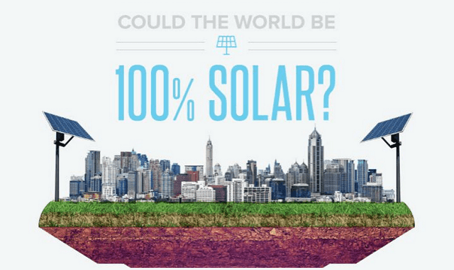 Image: Could the World Be 100% Solar?
