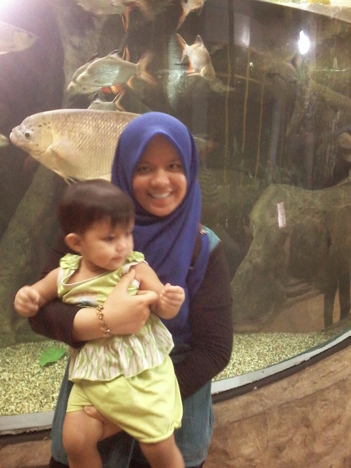 Melancong ke Langkawi Underwater World
