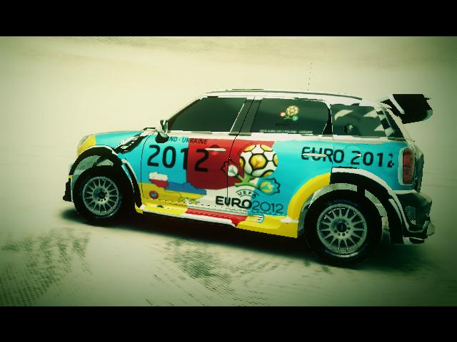 dirt custom liveries dirt 3 mini cooper rally uefa. Black Bedroom Furniture Sets. Home Design Ideas