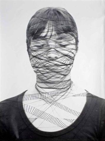 vernissage a Milano: mostra di Fotografia Cucita Photographie en Pointure dal 7 marzo