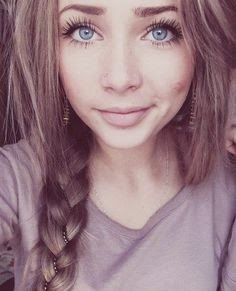 pretty girls with brown hair and blue eyesGirls With Blue Eyes And Brown Hair Tumblr   Viewing Gallery o9C1Tl1n