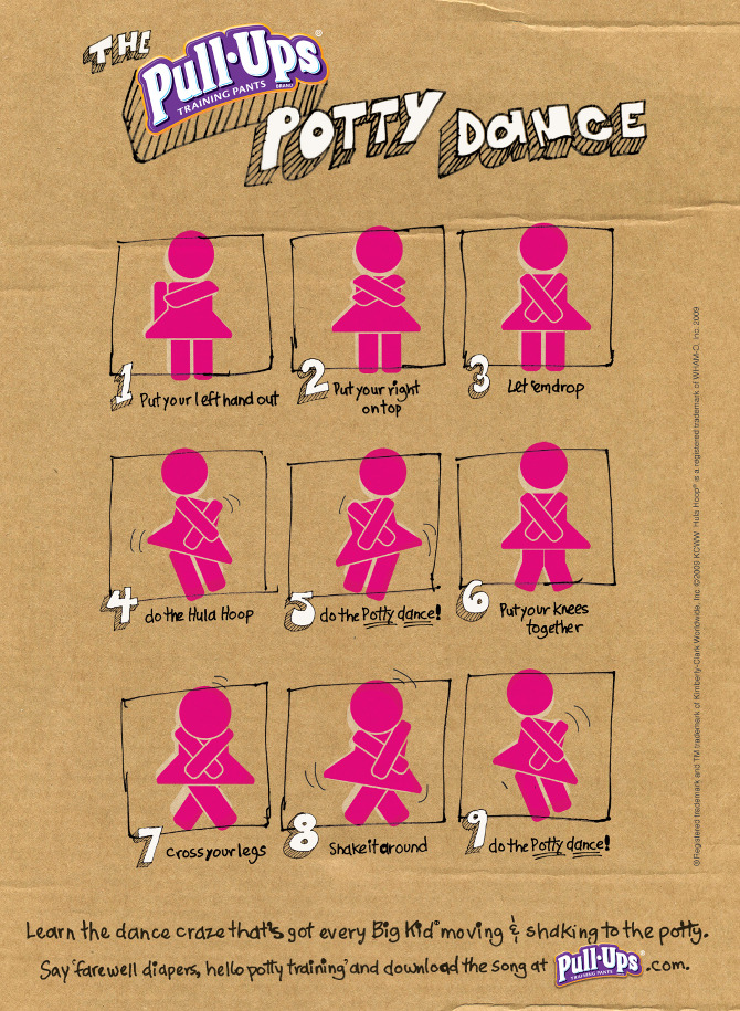 Tips For Potty Training Boy Girl Twins The Potty Dance