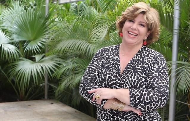 Silvia Poppovic chega ao 'Jornal da Manhã', da Jovem Pan,  em novembro (Foto: Divulgação)