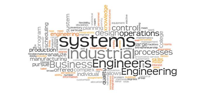 a career in industrial engineering
