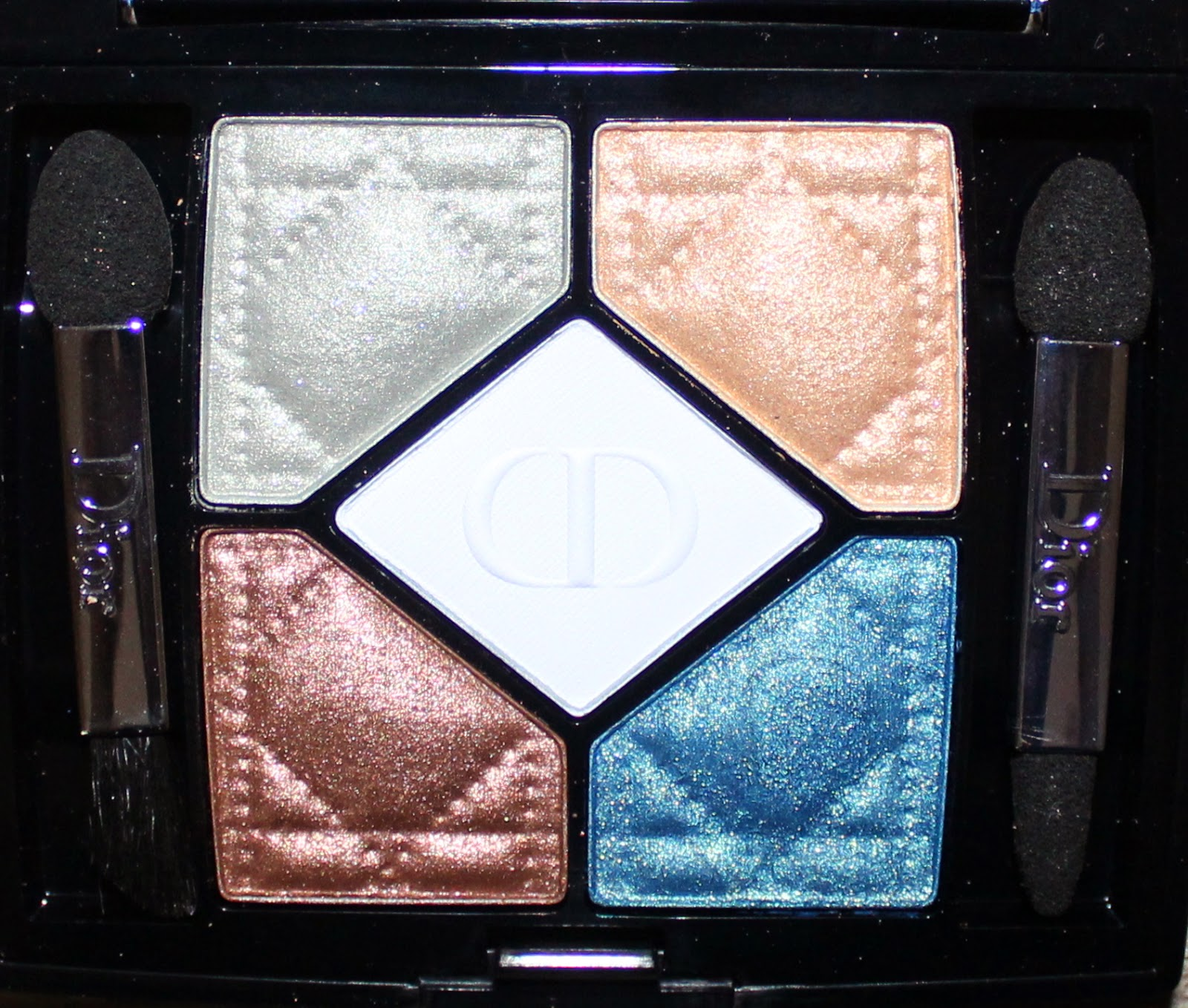 Dior 5 Couleurs Eyeshadow Palette in Contraste Horizon