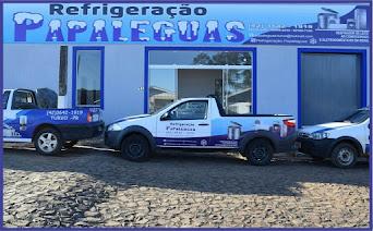 A Refrigeração Papaleguas está em novo endereço em Turvo - Fone (42) 3642-1919 - 42 9 9916-0940