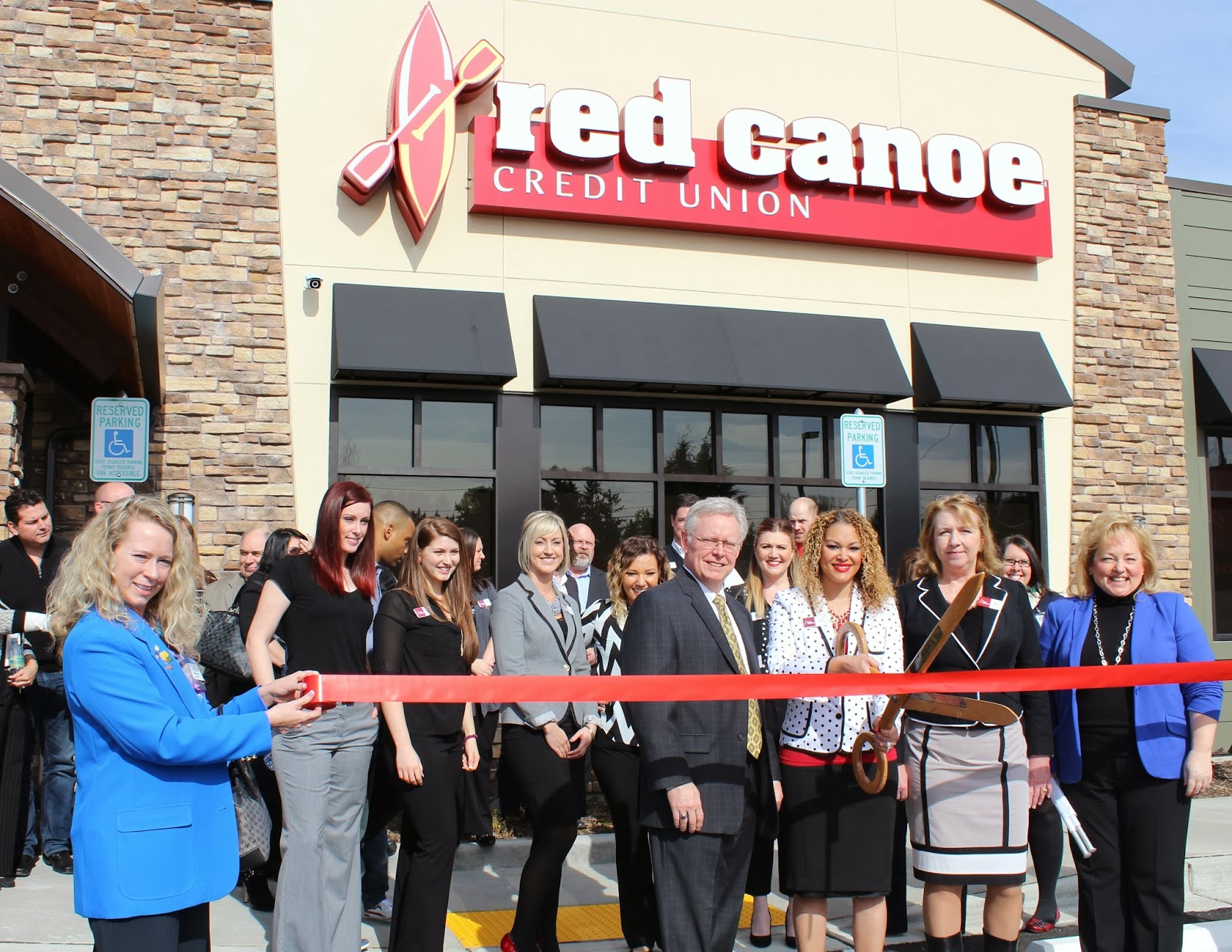 Puyallup Sumner Chamber of Commerce: Red Canoe Credit Union Opens New Branch Near So. Hill Mall