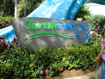 Sea World's Turtle Trek