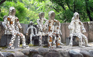 Wonderful Nek Chand Rock Garden Chandigarh