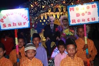 Tradisi Pengantin Sahur di Kabupaten Indragiri Hilir