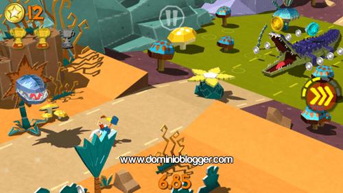 Emprende una gran aventura en el juego Cartoon Survivor