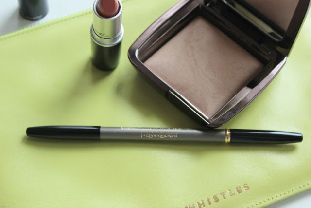 YSL Eyebrow Pencil in Shade 4 Ash