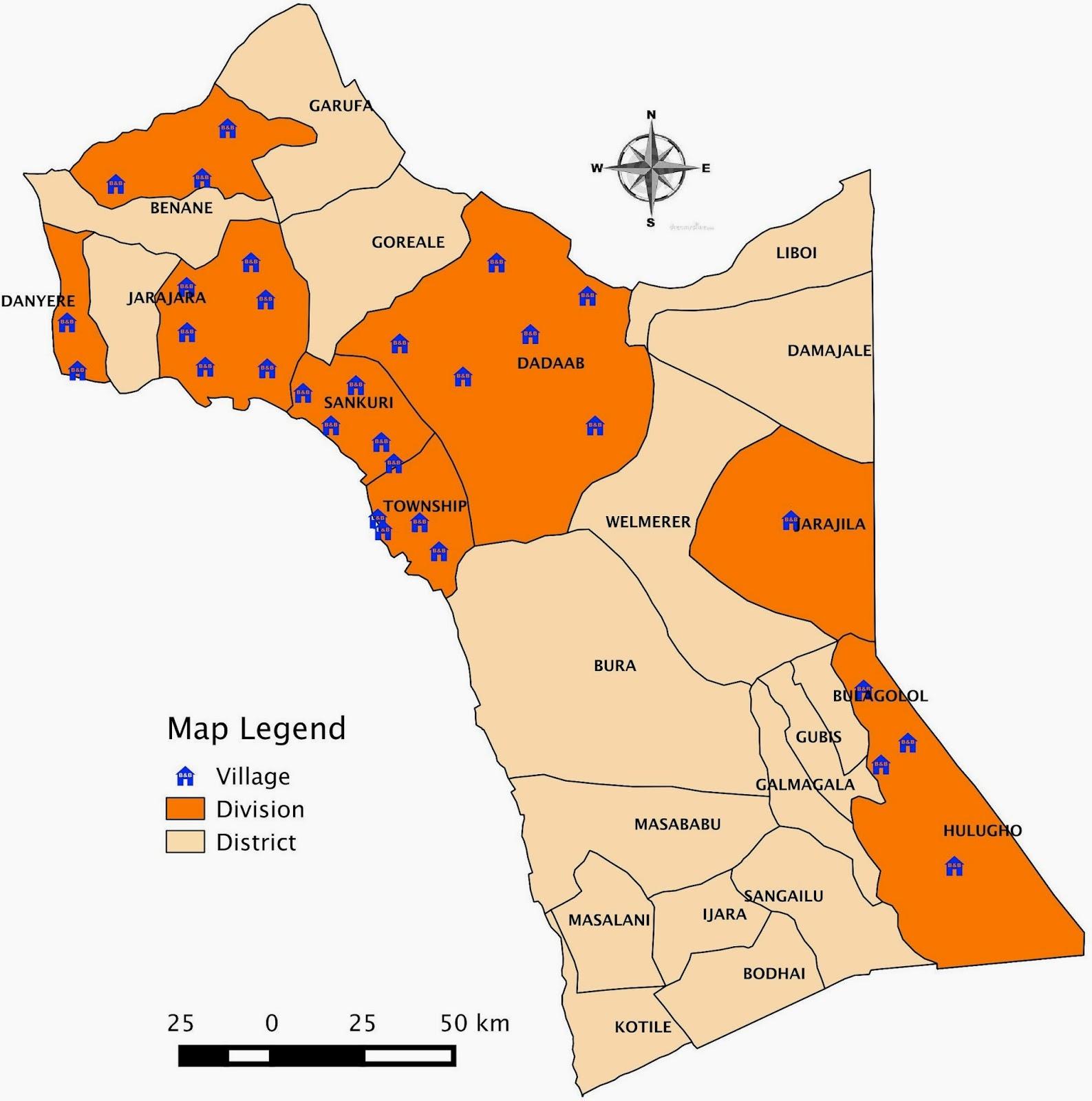 the socio economics and burden impact of rift valley fever in garissa kenya