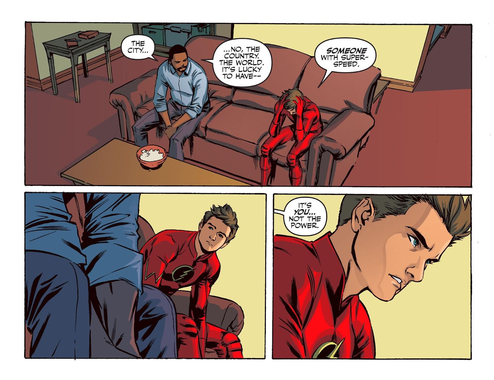 The Flash: Season Zero [I] Issue #20 #20 - English 19