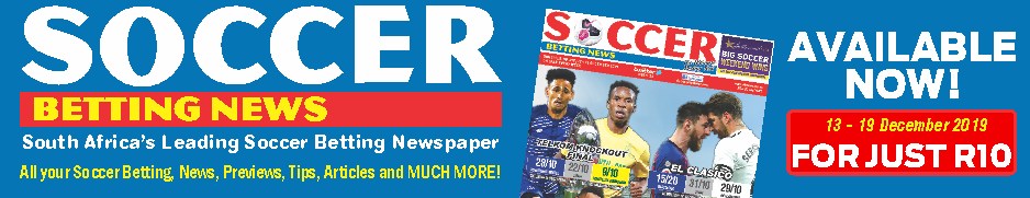SBN - Soccer Betting News - SA's Leading Soccer Betting Newspaper