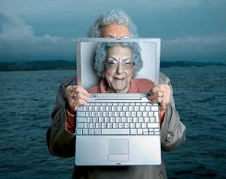 tercera edad, redes sociales