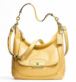 RESTOCKED: COACH KRISTIN LEATHER