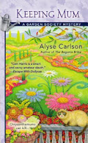 Keeping Mum by Alyse Carlson Paperback Giveaway