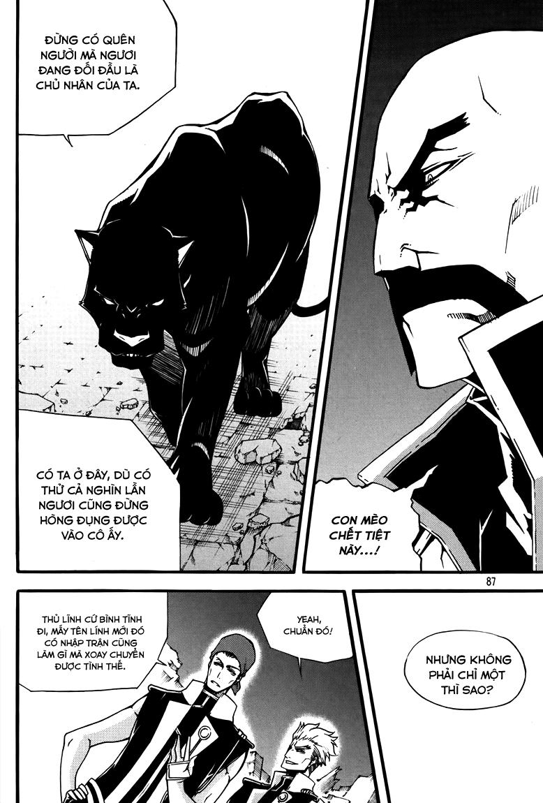 Witch Hunter – Thợ Săn Phù Thủy chap 77 Trang 12 - Mangak.info