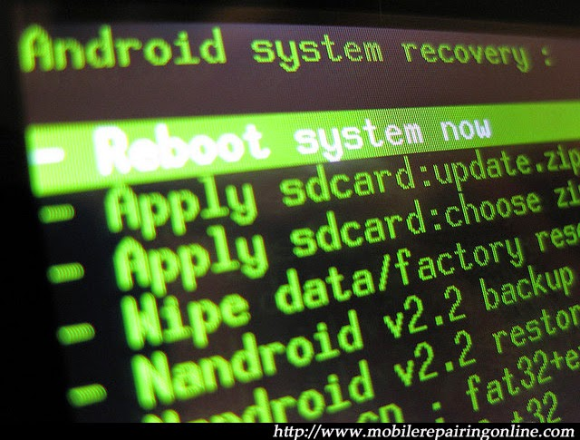 How to Enter Recovery Mode on Rooted android devices