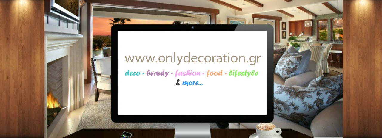 only decoration