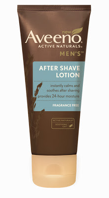 Aveeno after shave