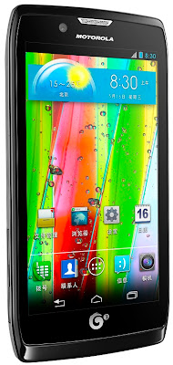 Motorola RAZR V MT887 - China Mobile