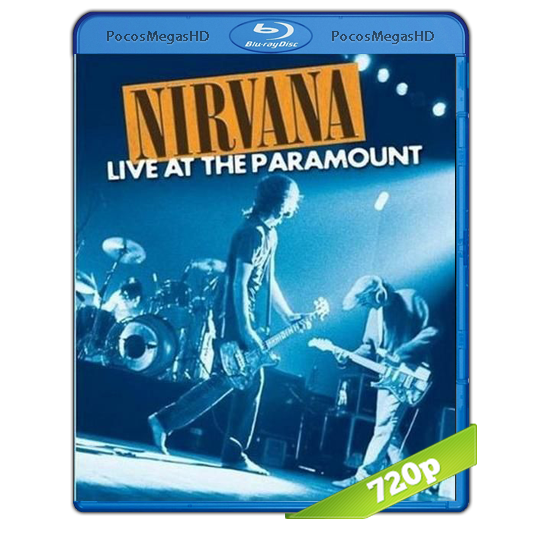 Nirvana: Live at the Paramount (2011) brRip 720p Inglés AC3