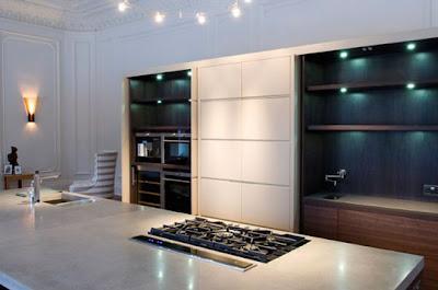 diseño apartamento lujo