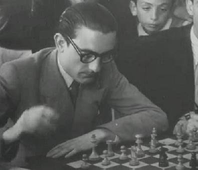 El ajedrecista gallego José Alonso Leira