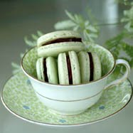 Macarons with an Irish Twist