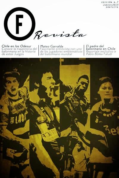 Revista F - Feuchtmann #7 | Mundo Handball