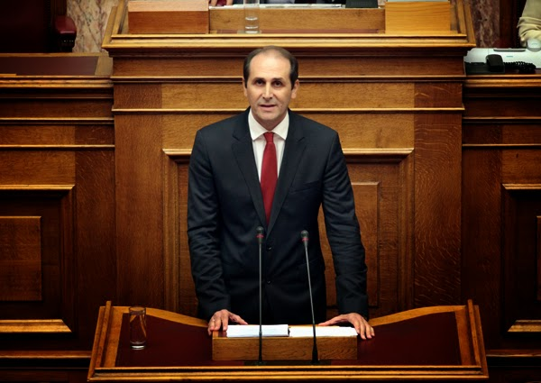 Απ. Βεσυρόπουλος: Η Ημαθία λέει ΝΑΙ στην Ευρώπη