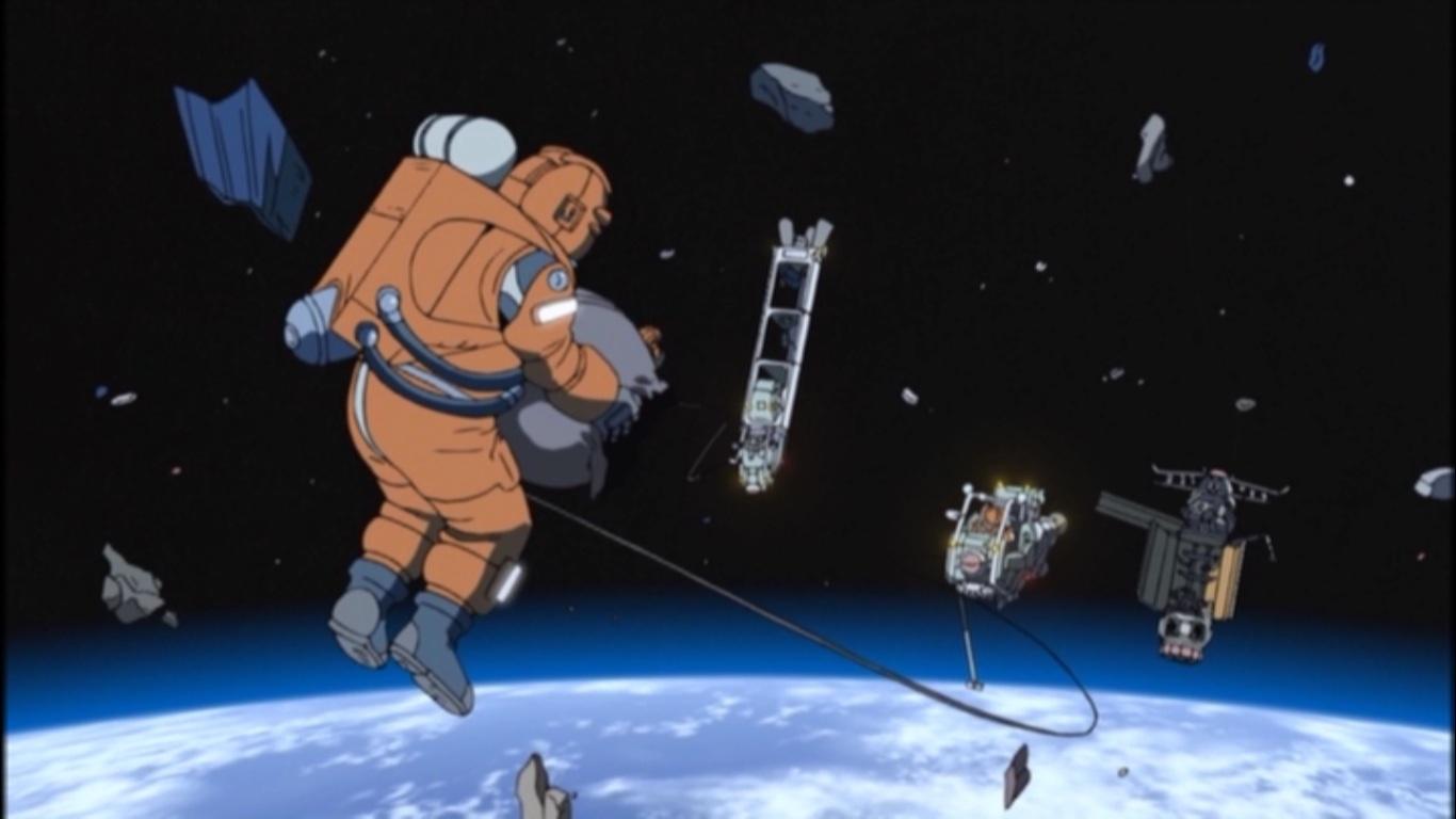 Kết quả hình ảnh cho Planetes anime