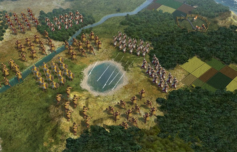 Is this what Civilization VI will look like?