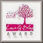 I Lovely Blog Award