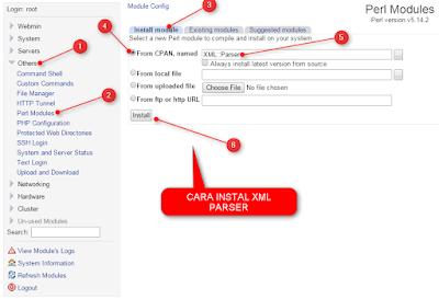 XML::Parser Perl