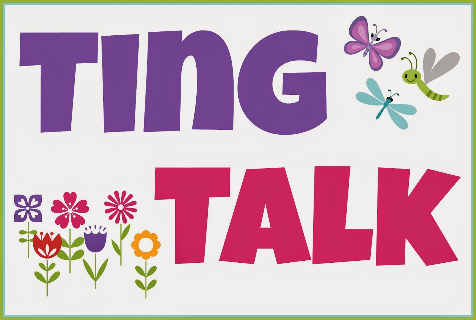 Ting Talk: Conversations With My Daughter
