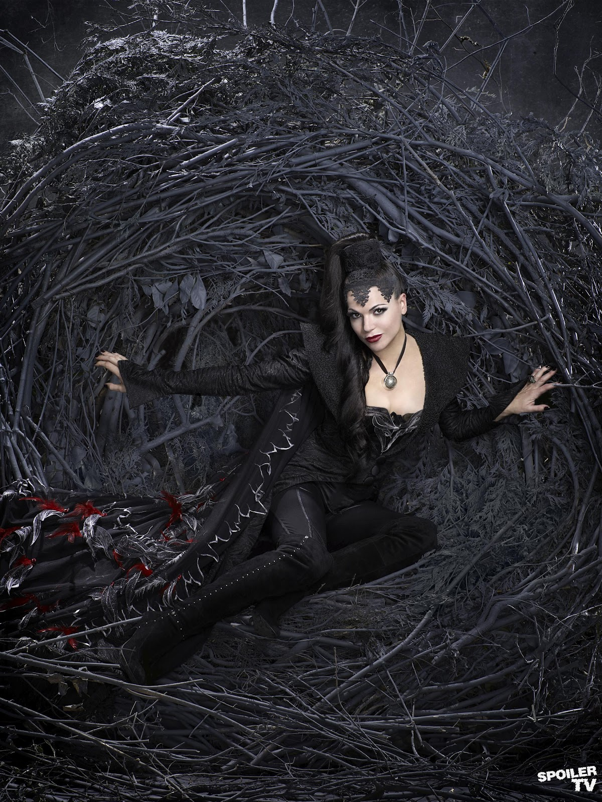Icon Of Class: Evil Queen / Regina Mills (ABC's Once Upon ...