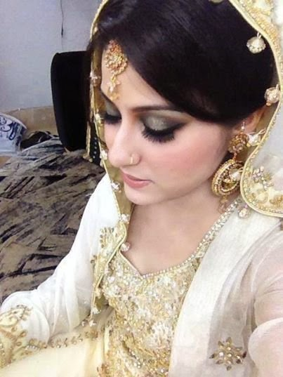Beautiful Dashing Pakistani Brides