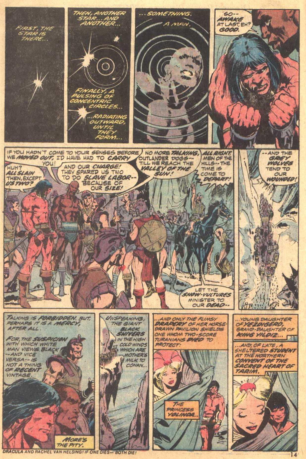 Conan the Barbarian (1970) Issue #37 #49 - English 9