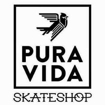 Pura Vida skateshop