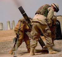 Soltam K6 mortar