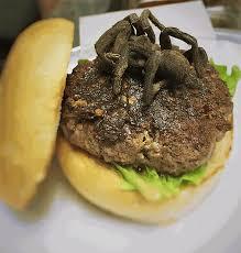 Hamburguês de aranhas TARANTULA