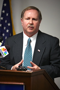 De-Throned Lehigh County Commissioner Dean Browning (Click Pik)