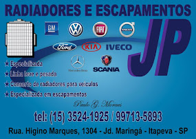 JP RADIADORES & ESCAPAMENTOS
